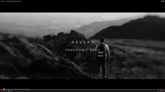 NOUL VIDEOCLIP semnat REVERS – Freedom's beat