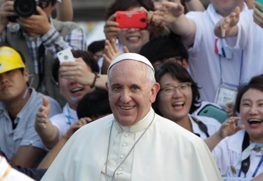 Martirii creştini din Coreea de Sud, beatificaţi de Papa Francisc - Comentarii: 0