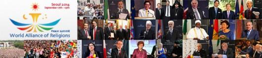 Cel mai mare Summit de Pace a Alianţei Mondiale a Religiilor, Coreea de Sud - Comentarii: 4