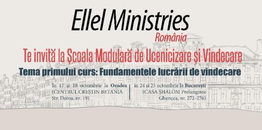 Ellel Ministries – Şcoala Modulară de Ucenicizare şi Vindecare - Comentarii: 1
