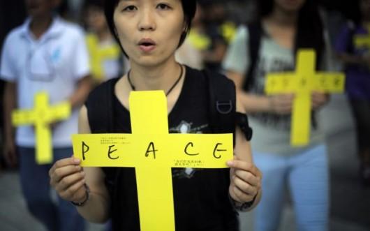 Hong Kong: revoluţia creştină - Comentarii: 3
