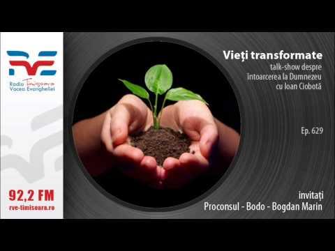 Vieti transformate – Proconsul – Bodo Bogdan Marin - Comentarii: 1