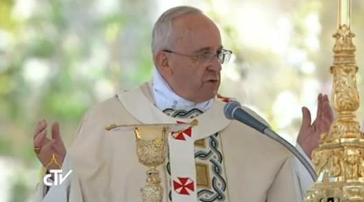 Papa Francisc: Teoria evolutiei si cea a Big Bang-ului sunt corecte/ Dumnezeu nu este un magician cu o bagheta magica - Comentarii: 9