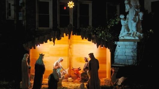 Ieslea de Crăciun stârneşte ample polemici în Franţa, între creştini şi laici - Comentarii: 1