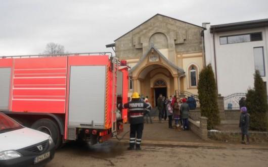 Incendiu la o Biserică Penticostală din Suceava - Comentarii: 0