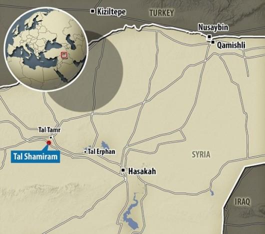 Statul Islamic a rapit peste 90 de crestini din Siria dupa ce kurzii au lansat o noua ofensiva impotriva jihadistilor - Comentarii: 9