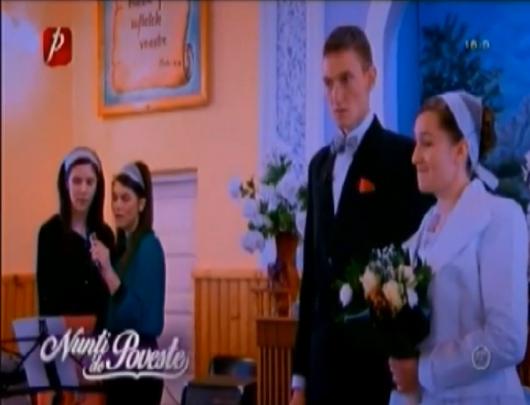 EXCLUSIV! Nuntă la penticostali, subiect de entertainment - Comentarii: 27