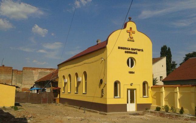 cea mai veche biserica din ro